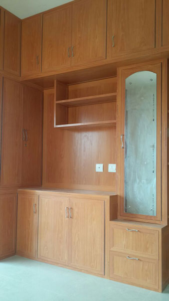 PVC dressing cabinets
