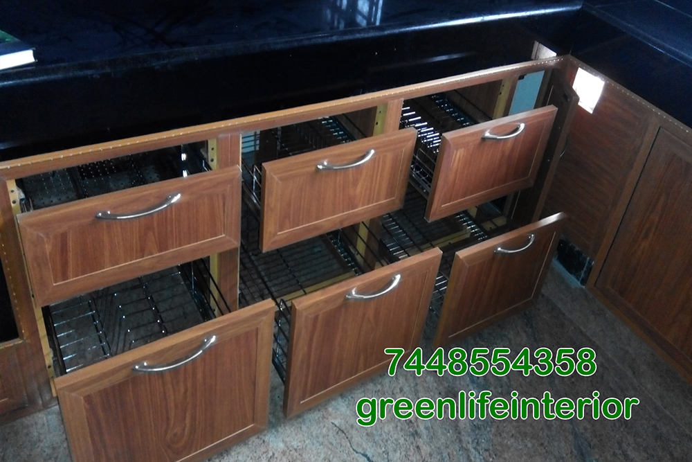 pvc drawer cabinets