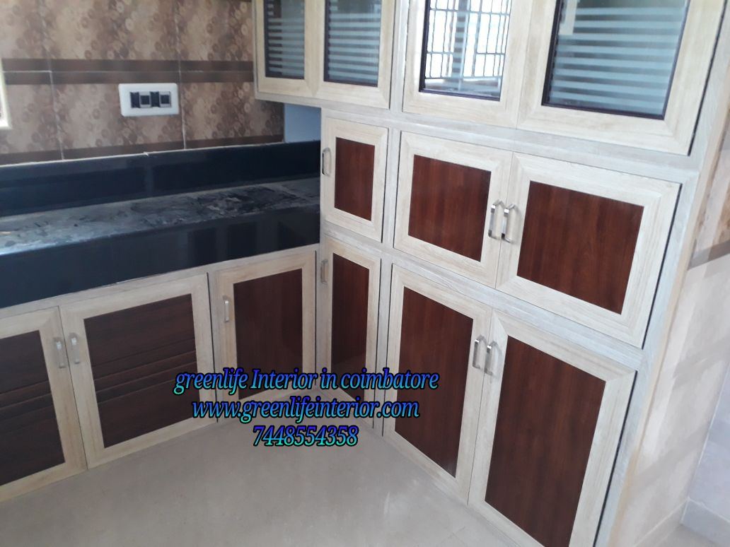 pvc kitchen cabinets in erode