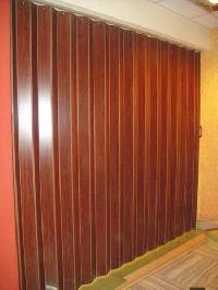 PVC parition doors
