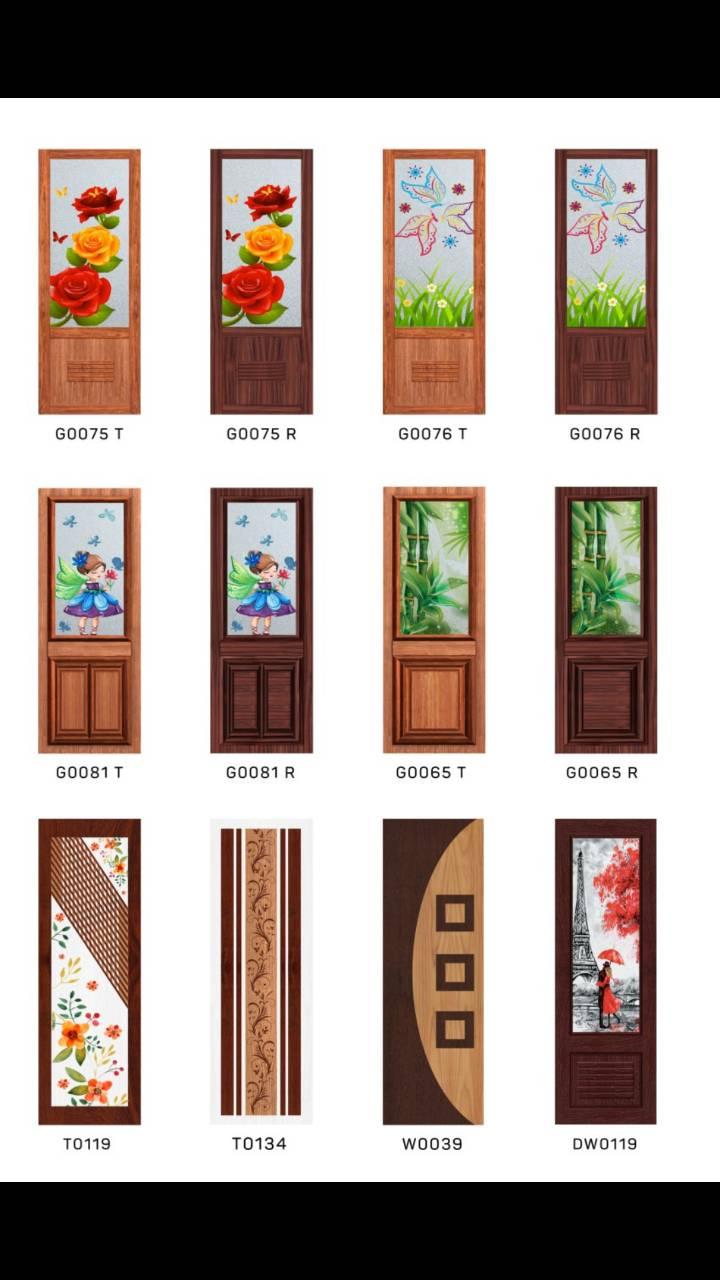 Pvc Digital Doors Pvc Color Doors Pvc Bathroom Doors